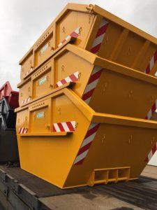 Containerdienst in Heiligenhafen